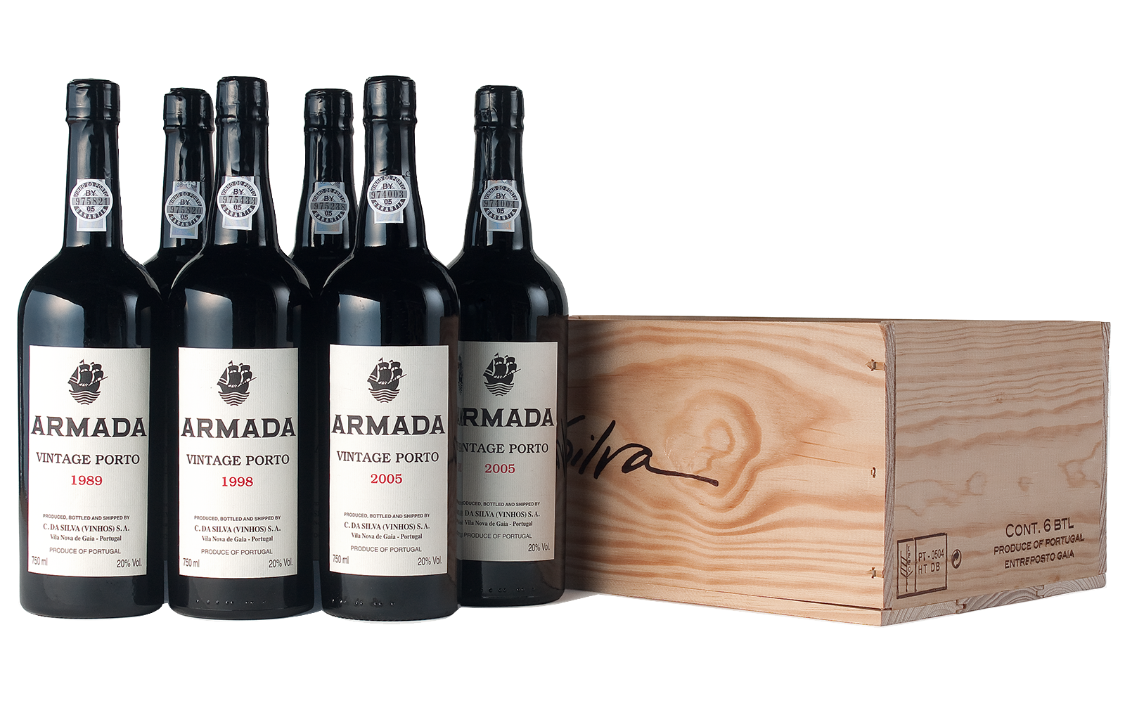 Armada Vintage Port Collection