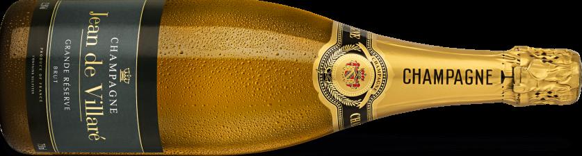 Champagner Jean de Villaré Grande Reserve