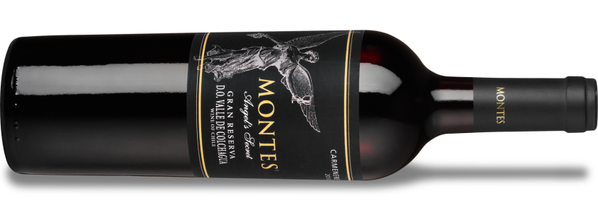 Montes Angel's Secret Gran Reserva Carmenère 2013