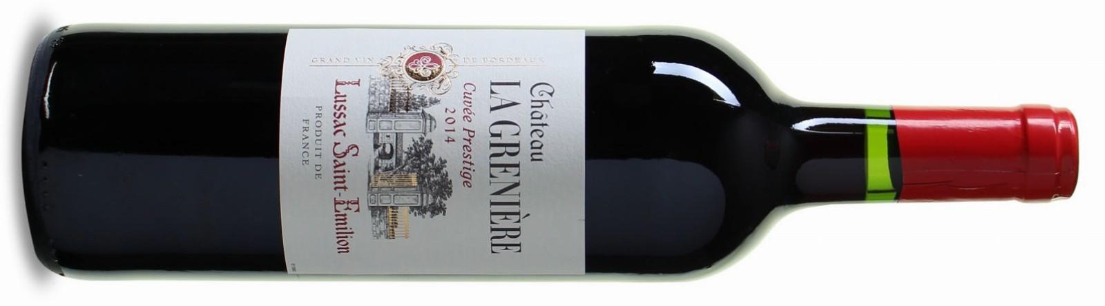 Château La Grenière Cuvée Prestige 2014