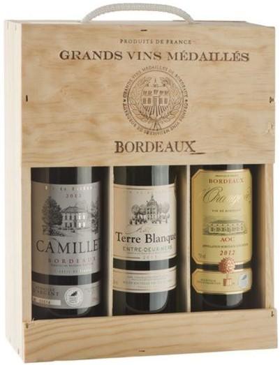 Grands Vins Médailles Bordeaux AOP