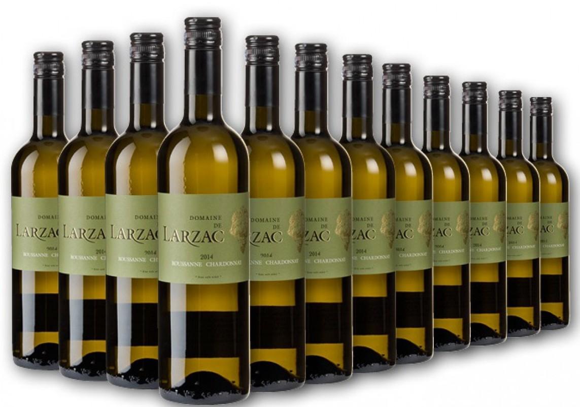 Domaine de Larzac Roussanne-Chardonnay