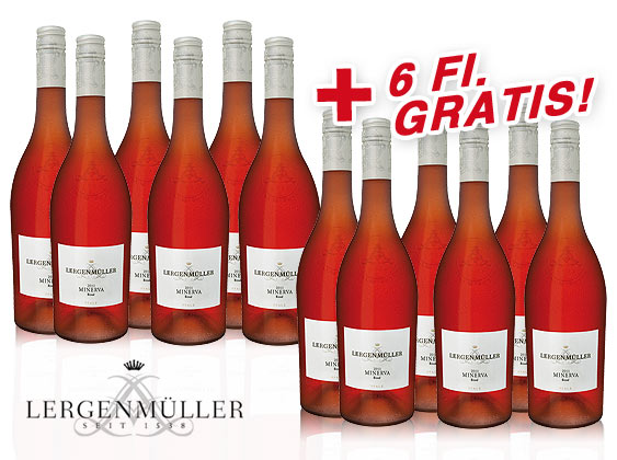 Lergenmüller Rosé Minerva