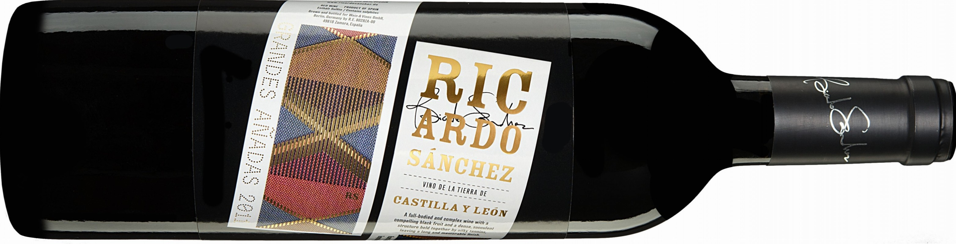 Ricardo Sánchez Grandes Añadas