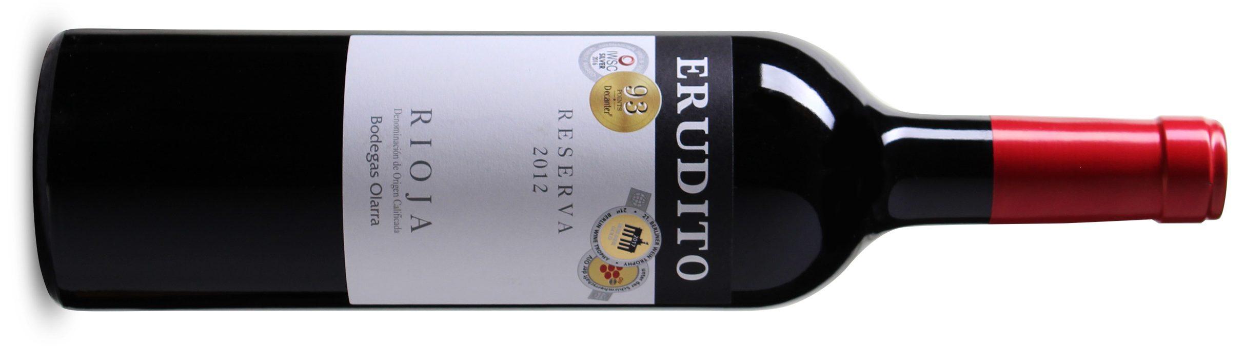 Erudito Rioja Reserva