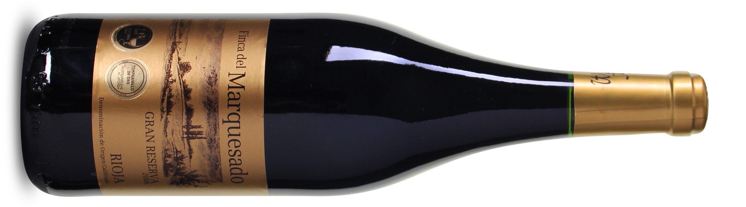 Finca del Marquesado Rioja Gran Reserva 2008