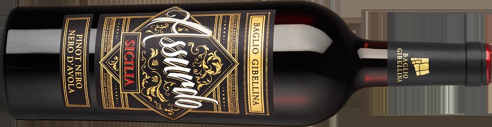 Assurdo Rosso Pinot Nero - Nero D´Avola