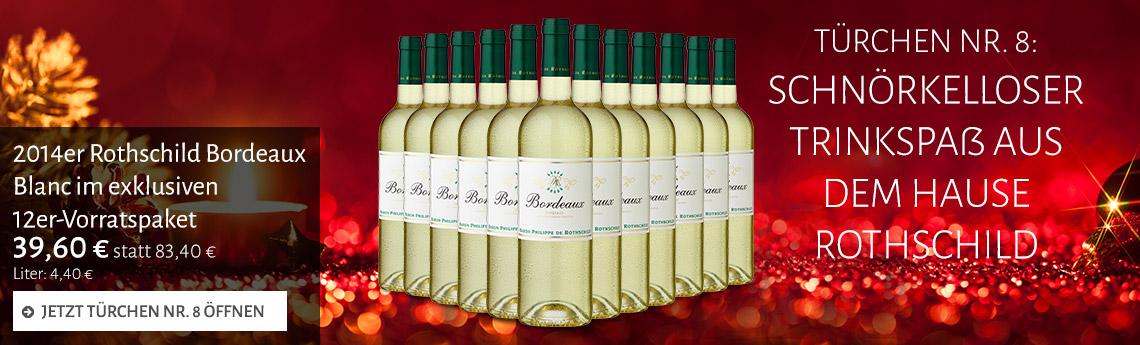 Baron Philippe de Rothschild Bordeaux Blanc
