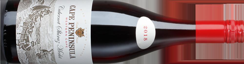 Cape Peninsula Cuvée Red 2015