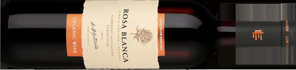 Edwards Rosa Blanca Reserva Organic 2014
