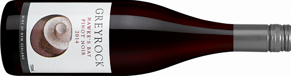 Greyrock Pinot Noir Hawkes Bay 2014