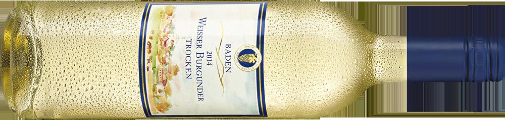 Bickensohl Weisser Burgunder 2014