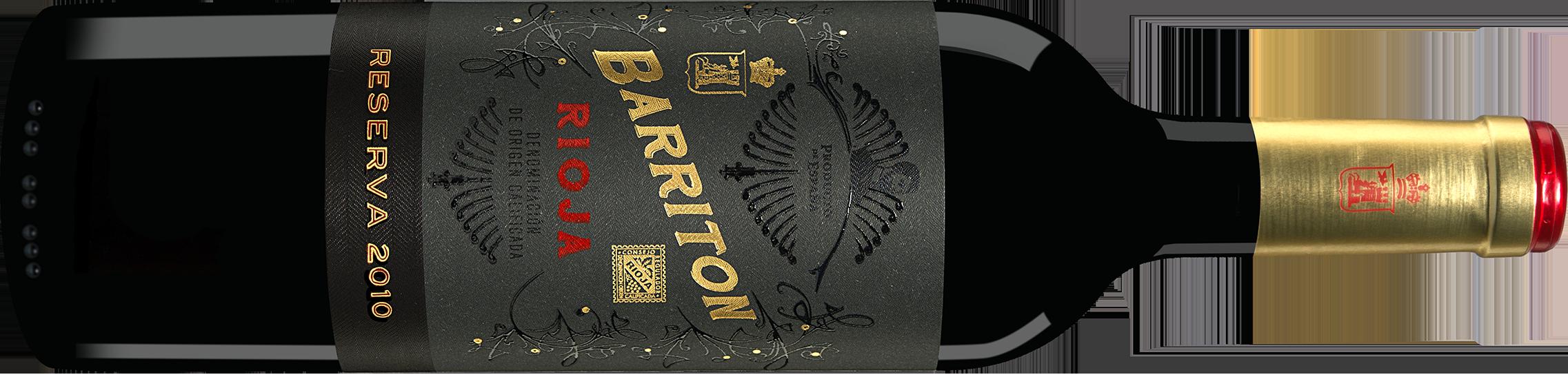 Barriton Gran Reserva 2008