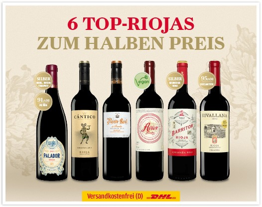 Rioja-Entdecker-Paket