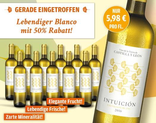 Intuición Sauvignon Blanc
