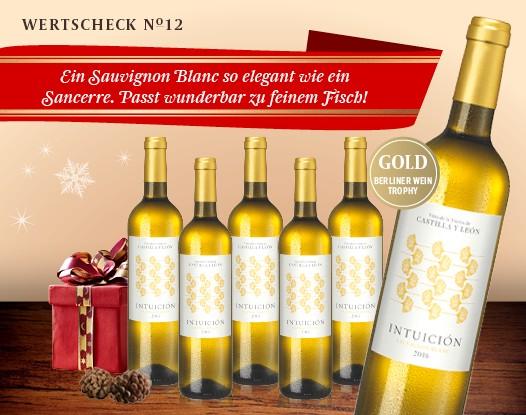 Intuicion Sauvignon Blanc
